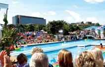 Der »ZDF-Fernsehgarten«