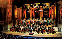 Silvesterkonzert aus der Dresdner Semperoper